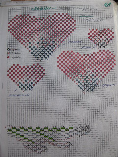 http://www.liveinternet.ru/users/mosja1/post242600767/ brick stitch petals