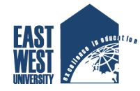 East West University is one of the leading private #University in #Bangladesh.