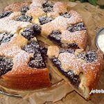 Mohnkuchen mit pfeln und MarzipanRezept auf wwwjernrivedebacken kuchen essen apfel apfelkuchen mohn mohnkuchen marzipan eat rezept jernrive yummy sweet foodporn food cafe coffee cake recipe kaffee baking