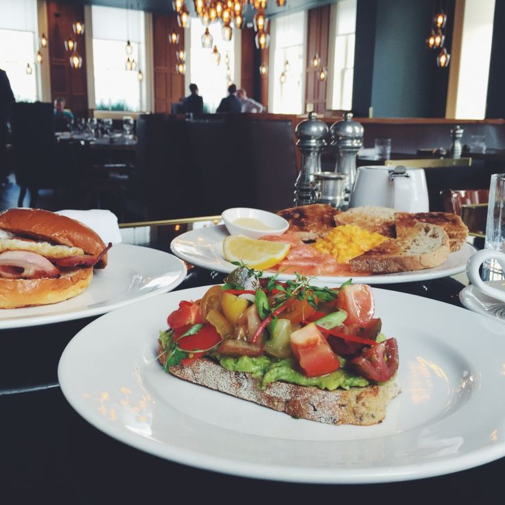 Brunch / Great Northern hotel / London