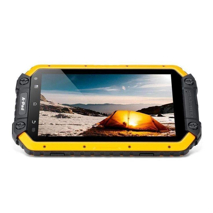 wallmart.win-Android Tablet-MFOX APad Rugged Tablet IP68 7 Inch 1280x800 Screen Android 5.1 Dual SIM Bluetooth 4.0-best-price
