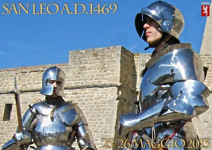 Rievocazione storica al castello di San Leo | San Leo Castle back to 1469