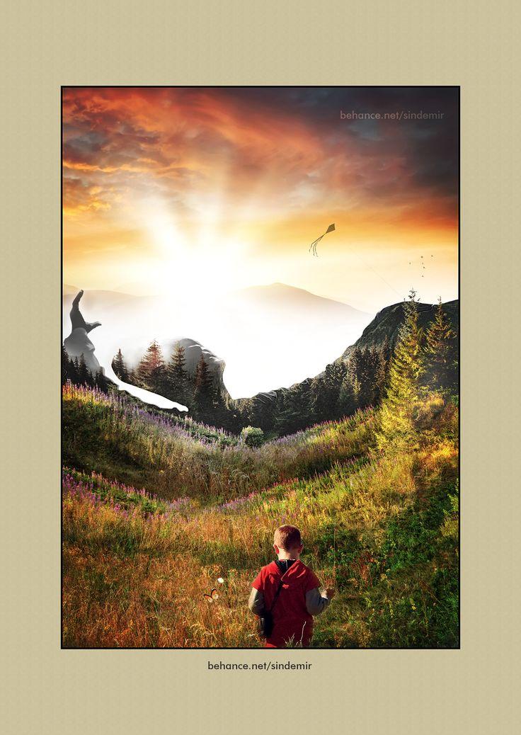 Kalbimin Zümrüt Tepeleri 'Emerald Heights of My Heart'