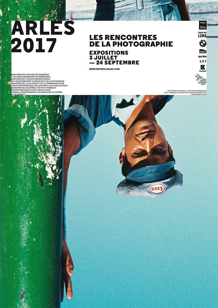 Rencontres photographiques d'Arles : programmation 2017 - Le Monde de la Photo
