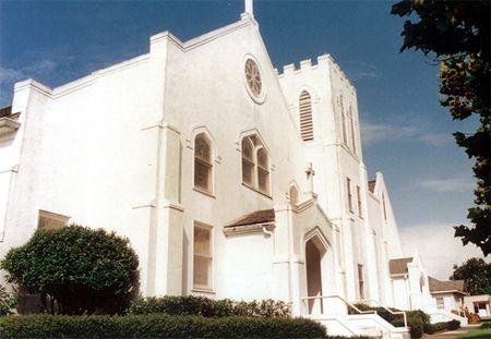 St. Michael Catholic Church - Needville, TX