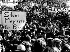 15 October, 1969 ♦ Millions march in US Vietnam Moratorium