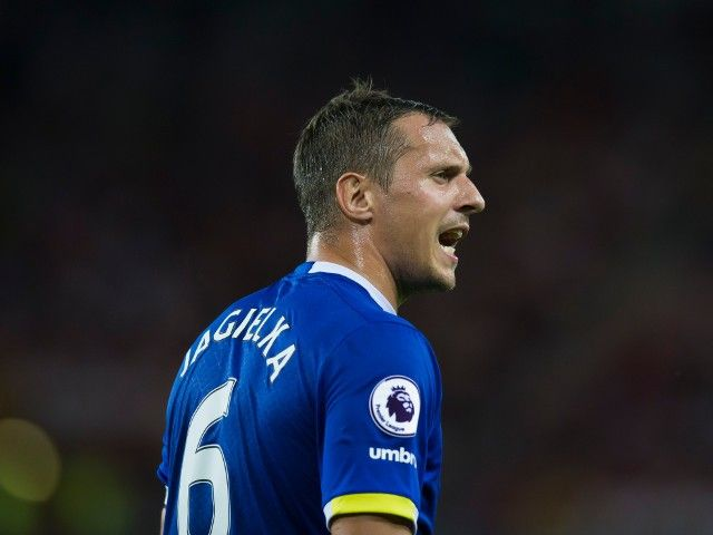 Team News: Phil Jagielka on the bench for Everton