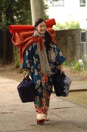 かわいすぎる♥ドラマ「おせん」での蒼井優の着物 - NAVER まとめ