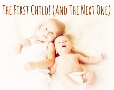 15 Differences Between The First Child And The Next One. This made me laugh. It's very true.