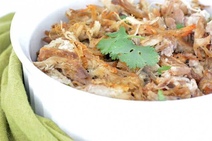 Easy Slow Cooker Carnitas Recipe. Also known asMexican Pulled Pork. This tastes just like an authentic carnitas recipe, only easier - Foodie and Wine