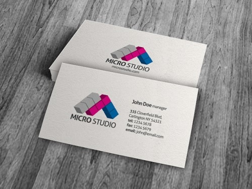 37 best free business card templates images on pinterest free creative layout with textured background business card design wajeb Images