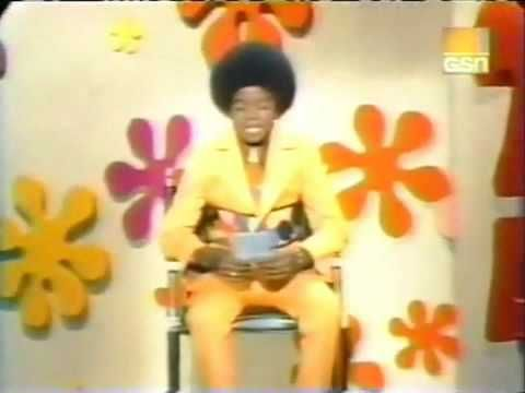 Classic Video-Michael Jackson On The Dating Game 1972