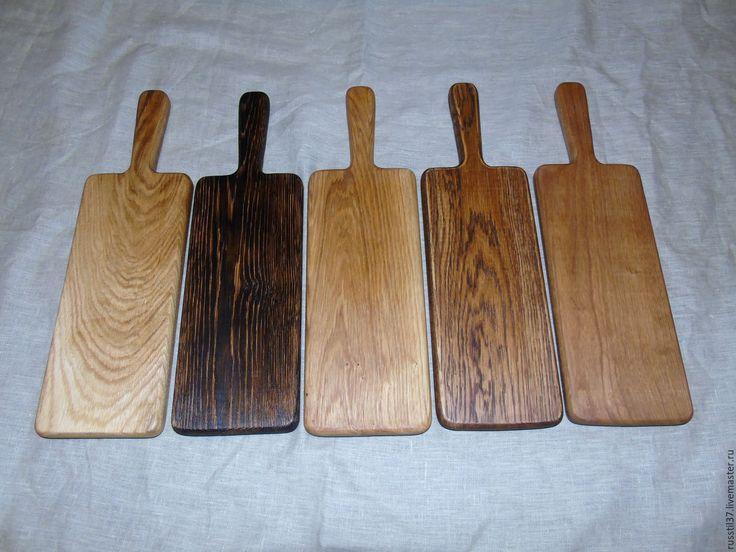 Купить доски разделочные из дуба - коричневый, доски разделочные, дуб, доски дубовые, разделочные доски