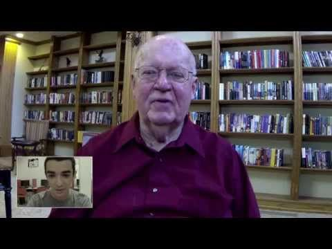CNA - Speaking Exchange - YouTube Senior citizens in America communicate (via a Skype-like system) with young students in Brazil in a language exchange program.