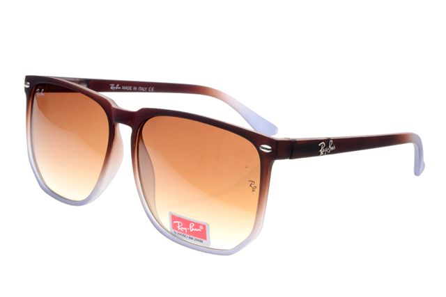Ray Ban Cats Color Mix RB4126 Orange Brown Sunglasses