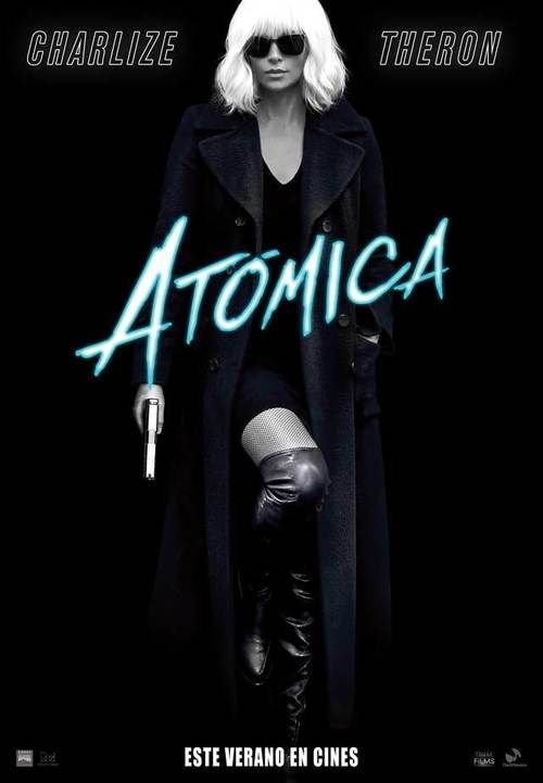 Atomic Blonde (2017) Full Movie Streaming HD