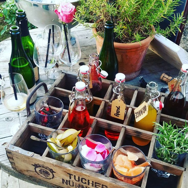 How to create your own Pimp Your Prosecco bar  - Good Housekeeping