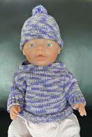 Outfit babyborn