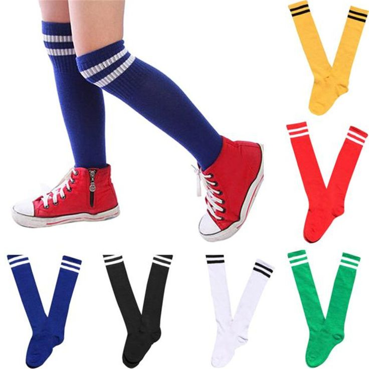 Feitong Fashion Student Children Girls Boys  Football Soccer Long Socks Over Knee High Sock Baseball Hockey Free Shipping #>=#>=#>=#>=#> Click on the pin to check out discount price, color, size, shipping, etc. Save and like it!