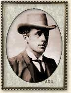 Australian Writer Banjo Paterson.  Read more about this by clicking on photo.. **Please share