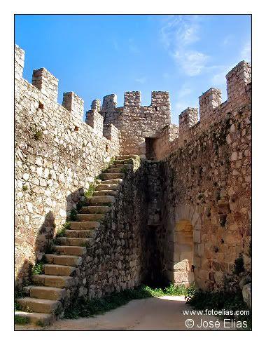 Castle Almourol