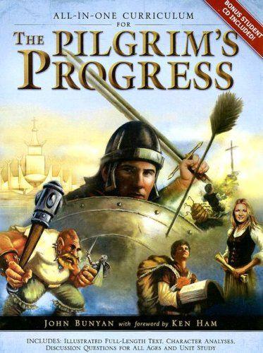 The Pilgrim's Progress.  Literature. Years 2 & 3.