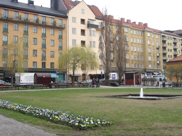 Nytorget Square