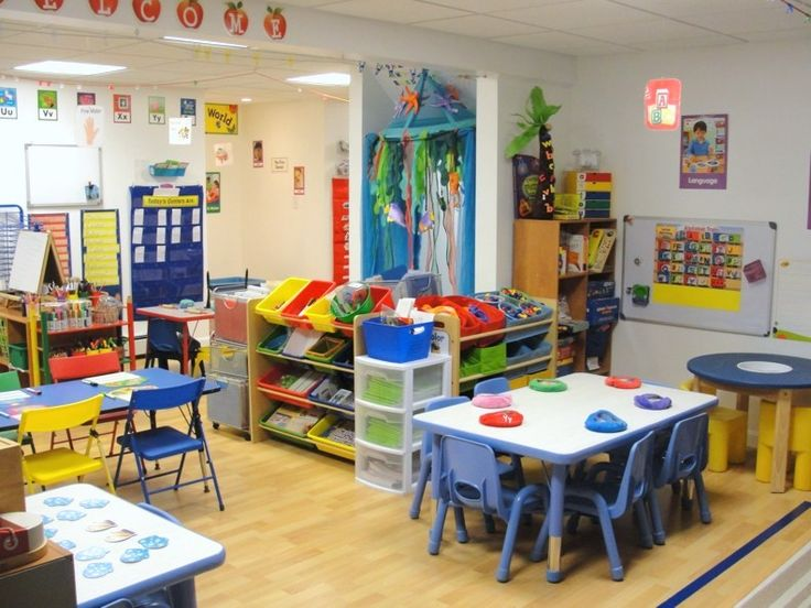 A Beautifully Designed Room Most Items At Child S Level