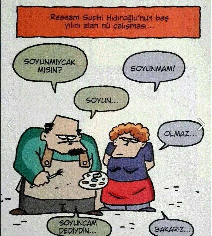 Soyunsana Karikatürü