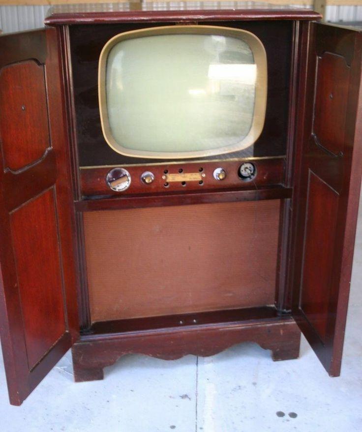 Vintage Rca Televisions 102