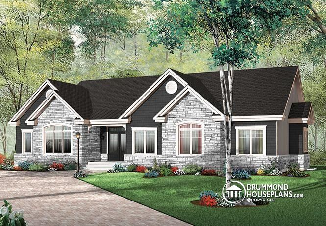 House plan W3224 by drummondhouseplans.com