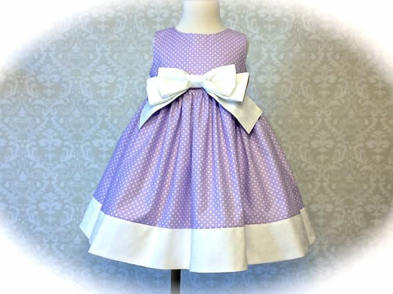 Girls Easter Dress Toddlers Easter Dress Special by 8thDayStudio