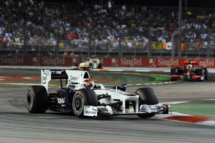 Robert Kubica, BMW