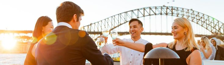 "Try this! for your corporate team building event, ""Food and Wine Team Building in Sydney Activities"". this is a good stepping stone for your next team building event."