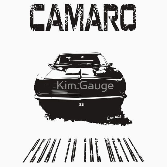 CAMARO SS - PEDAL TO THE METAL