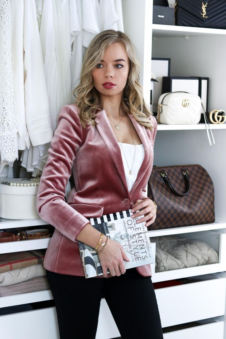 My Blazer Collection: Get a peek inside my closet and learn why I love blazers so much and how I create my signature style around them. From Boyfriend blazer, velvet blazer, kimono blazer to collarless blazers - I just want them all for my daily outfit creations.