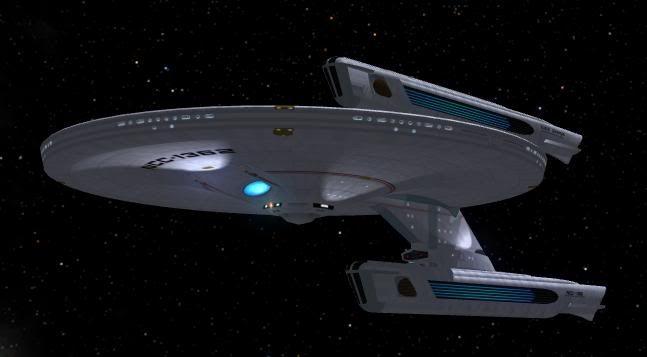 Starfleet Federation Command Ship 7 | Star trek online