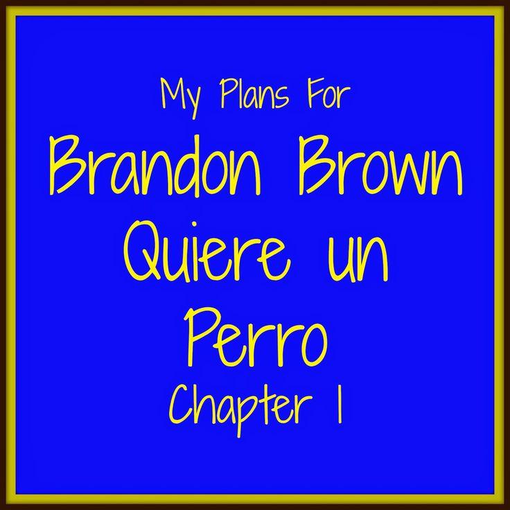 Mis Clases Locas: Brandon Brown Quiere un Perro Ch1