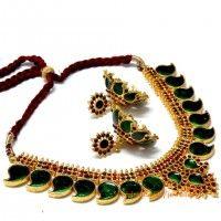Imitation Jewellery from Deepapriya Thandapani