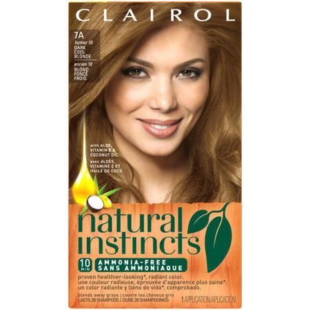 Clairol Natural Instincts Hair Color - Walmart.com