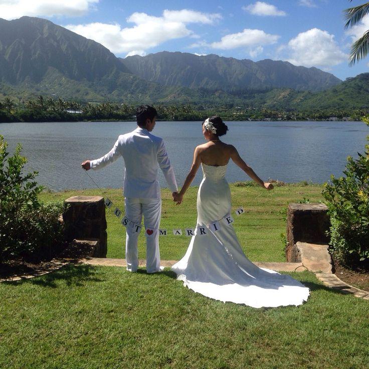 Aloha Ke Akua Chapel | Just married | Pinterest