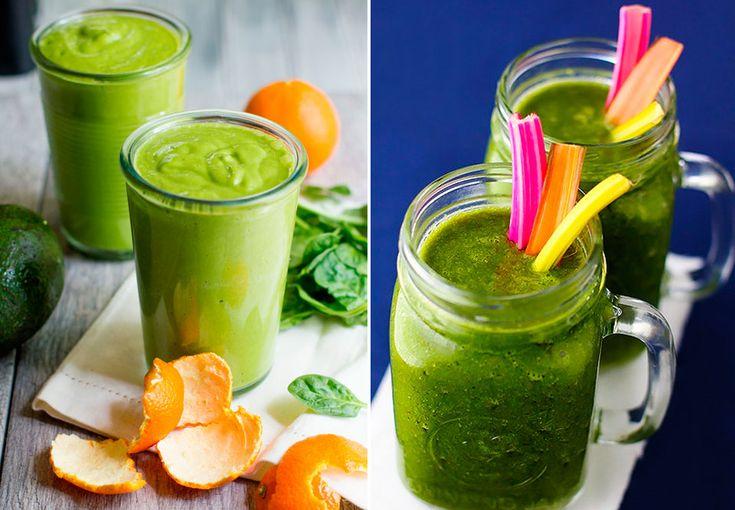 Selvom du ikke er vild med smagen af grønkål, kan du stadig nyde en sund, grøn smoothie. Vi har samlet 7 velsmagende opskrifter