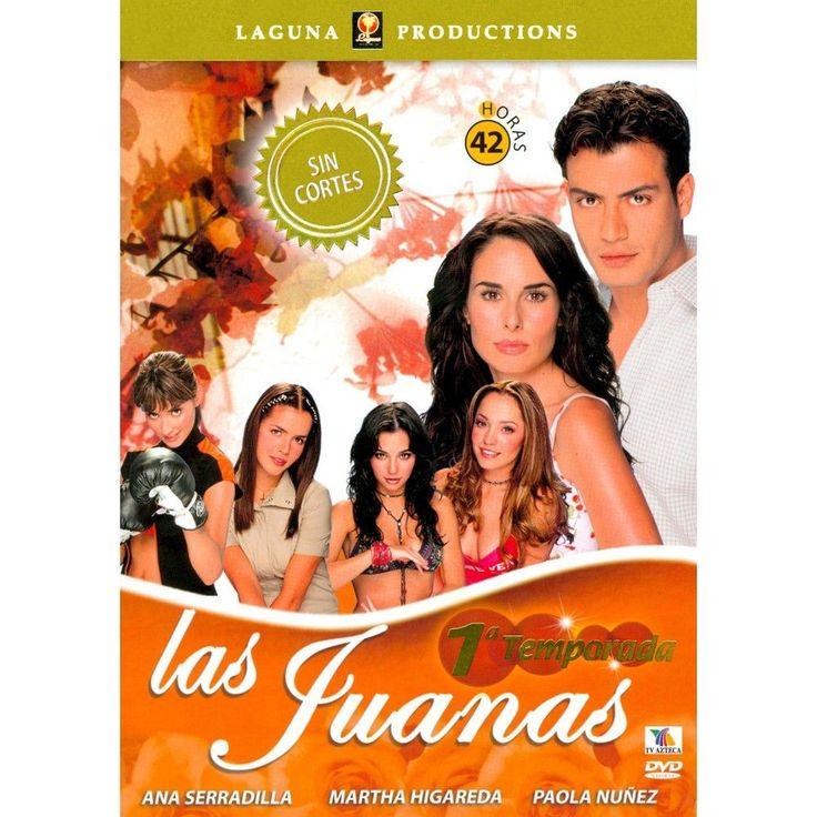 Las Juanas: Season 1 (8 Discs) (dvd_video)