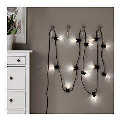 die besten 25 ikea lichterkette ideen auf pinterest fensterbrettverkleidung ikea licht und. Black Bedroom Furniture Sets. Home Design Ideas