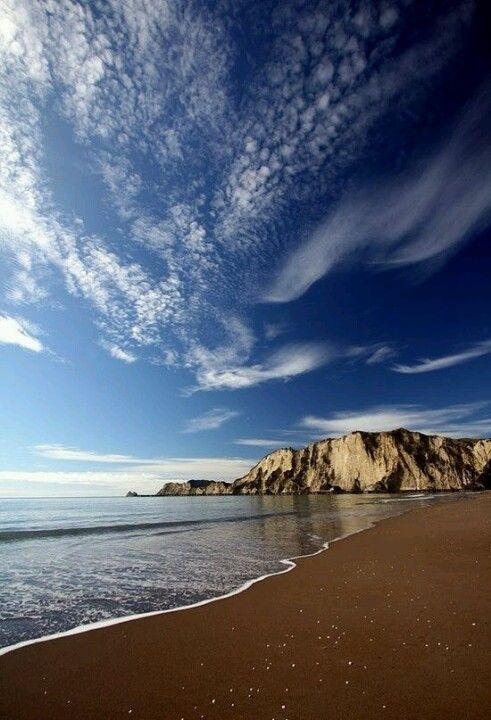 Tolaga Bay Beach, East Coast, North Island, New Zealand