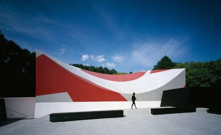 Atsushi Kitagawara - Nakamura Keith Haring Collection Art Museum, Kobuchizawa, Yamanashi prefecture
