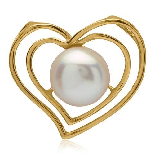 Fantasievoller Anhänger mit Perle 925er Silber SP0743 preiswert bei The Jeweller einkaufen http://www.thejewellershop.com/ #anhänger #gold #perle #schmuck #unique #silber