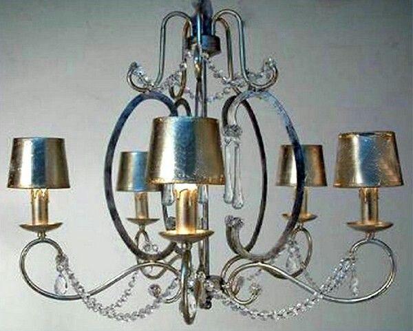 lampara de techo pan de plata l pez del hierro la