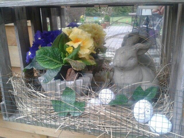 Dekoration zu Ostern!