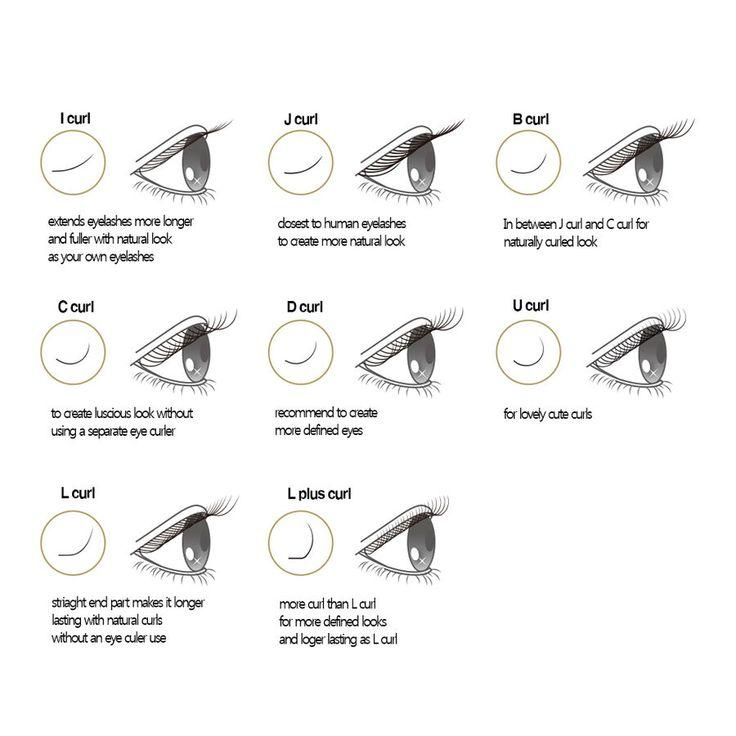 Eyelash Extensions /False Eyelash / BL (BLINK) Laser Lash